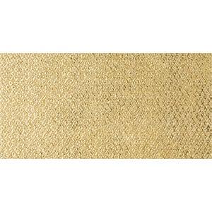 Gold Ottoman Textile 1 Marble Tiles 7x14