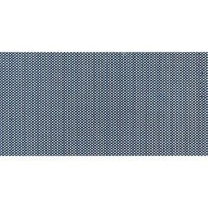 Indigo Ottoman Textile 3 Marble Tiles 7x14