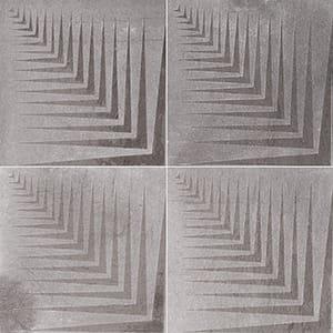 Bosphorus Mad2 Brown Diced Limestone Tiles 25,4x25,4