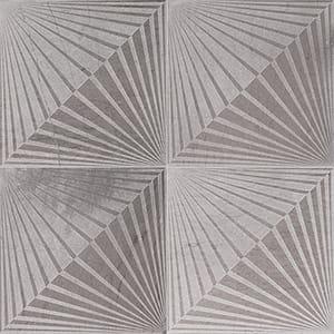 Bosphorus Blade Brown Diced Limestone Tiles 25,4x25,4