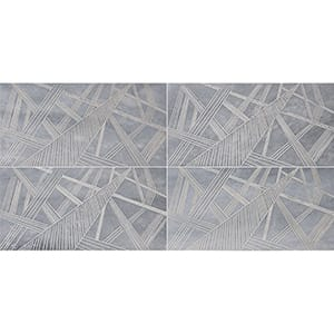 Allure A22 Beige Diced Marble Tiles 20,3x20,3