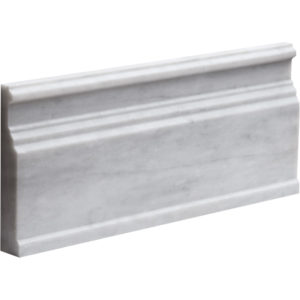 Avenza Honed Base Marble Moldings 12x30,5