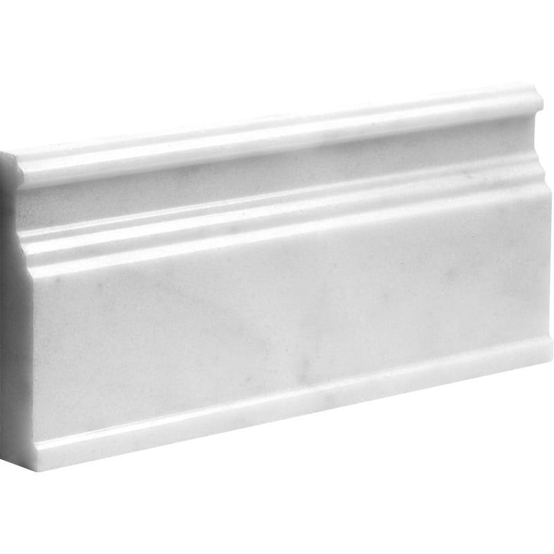Glacier Honed Marble Moldings 12×30,5