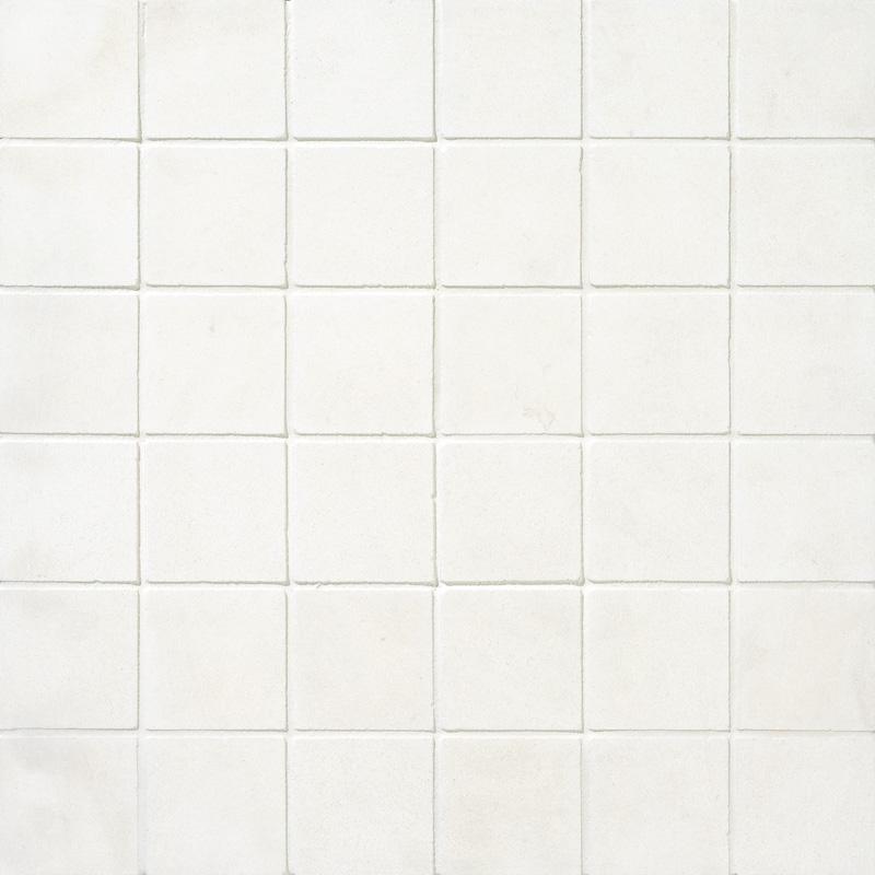 Champagne Honed 5×5 Limestone Mosaics 30,5×30,5