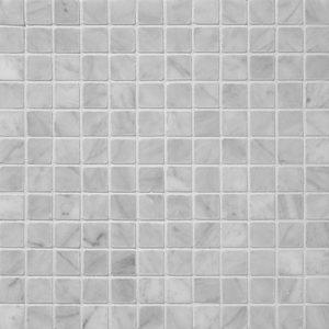 Avenza Honed 2,3x2,3 Marble Mosaics 30,5x30,5
