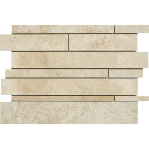 Canyon Honed&filled Slides Travertine Mosaics 28x43