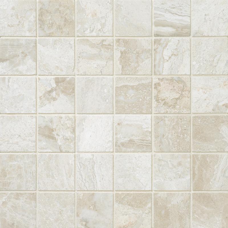 Diana Royal Polished 2×2 Marble Mosaics 30,5×30,5