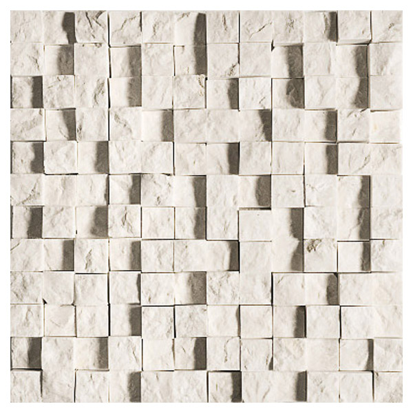 Diana Royal Rock Face 32x32 1x1 Marble Mosaics