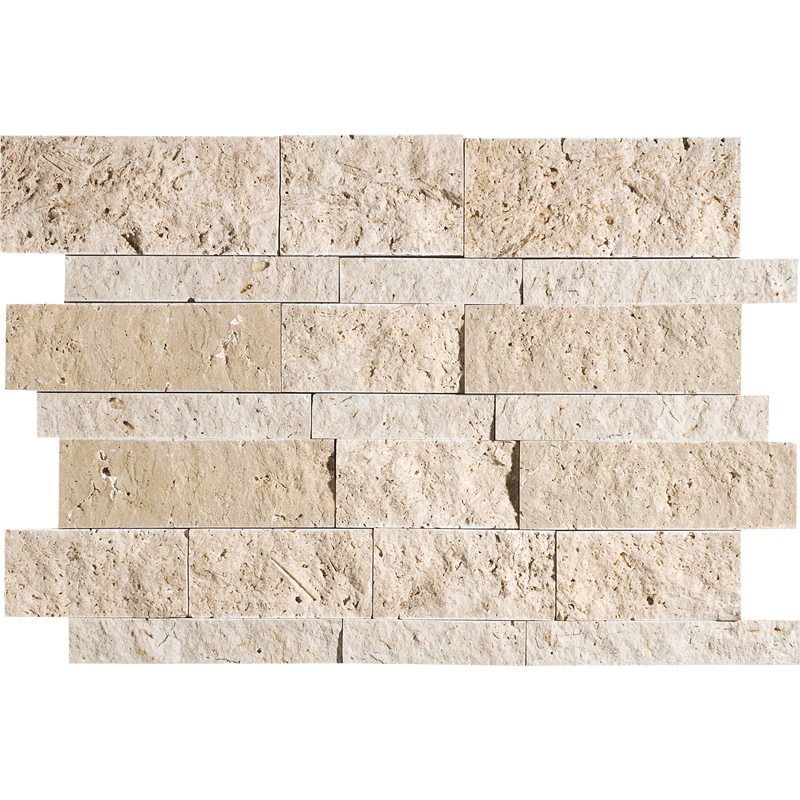 Canyon Split Face 28x43 Slides Travertine Mosaics