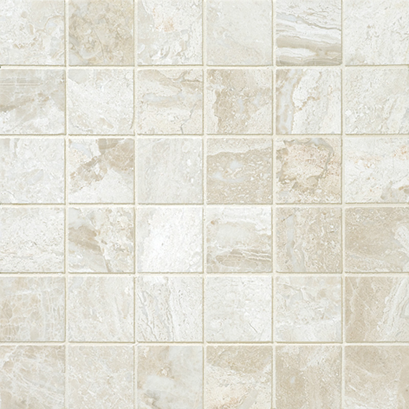 Diana Royal Honed 30,5x30,5 2x2 Marble Mosaics