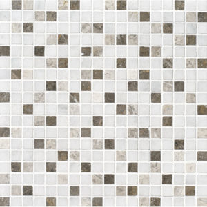 Avalon Polished 5/8x5/8 Marble Mosaics 30,5x30,5