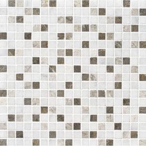 Avalon Polished 1,5x1,5 Marble Mosaics 30,5x30,5
