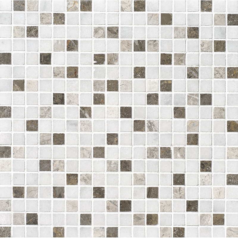 Avalon Polished 1,5x1,5 Marble Mosaics 30,5x30,5