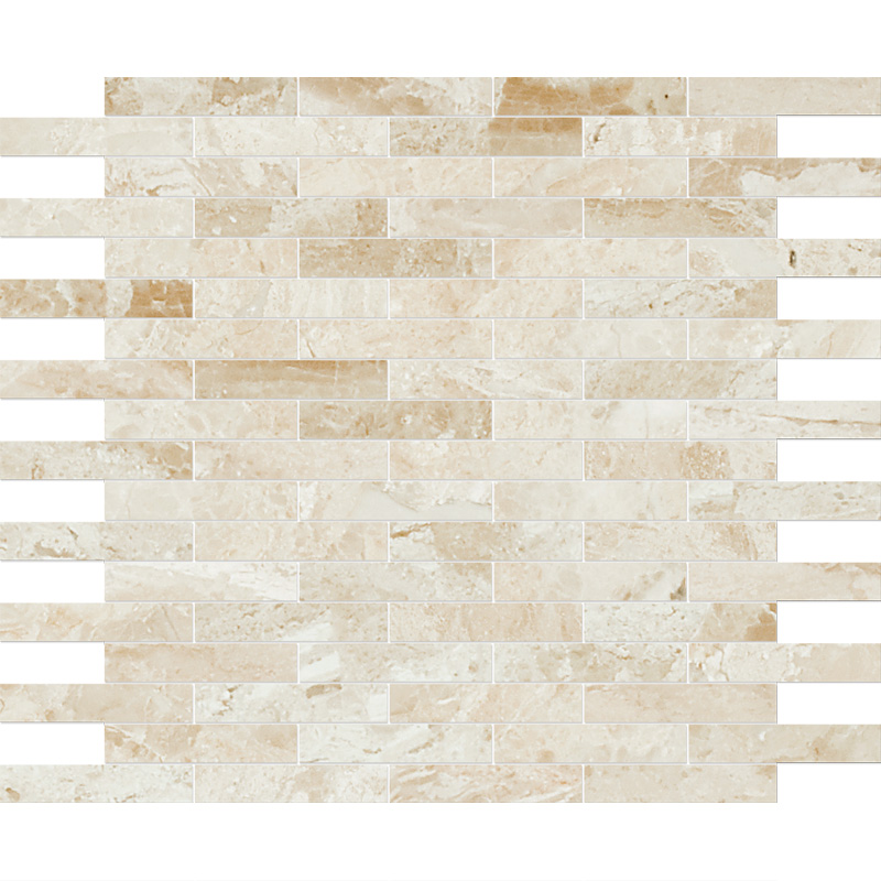 Diana Royal Polished 5/8×3 Marble Mosaics 30,5×30,5