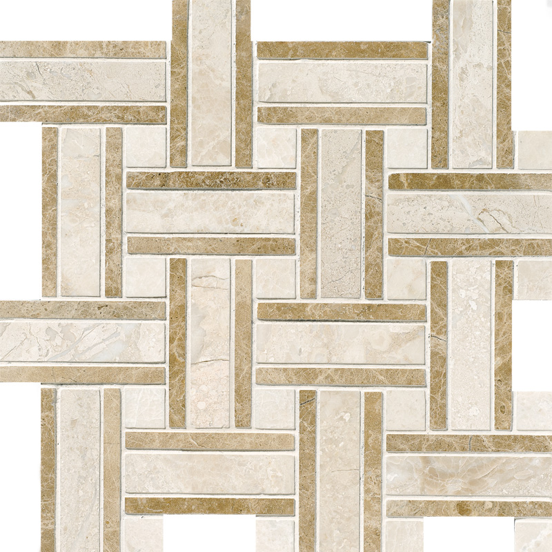 Diana Royal Polished 30,5x30,5 Lattice Marble Mosaics