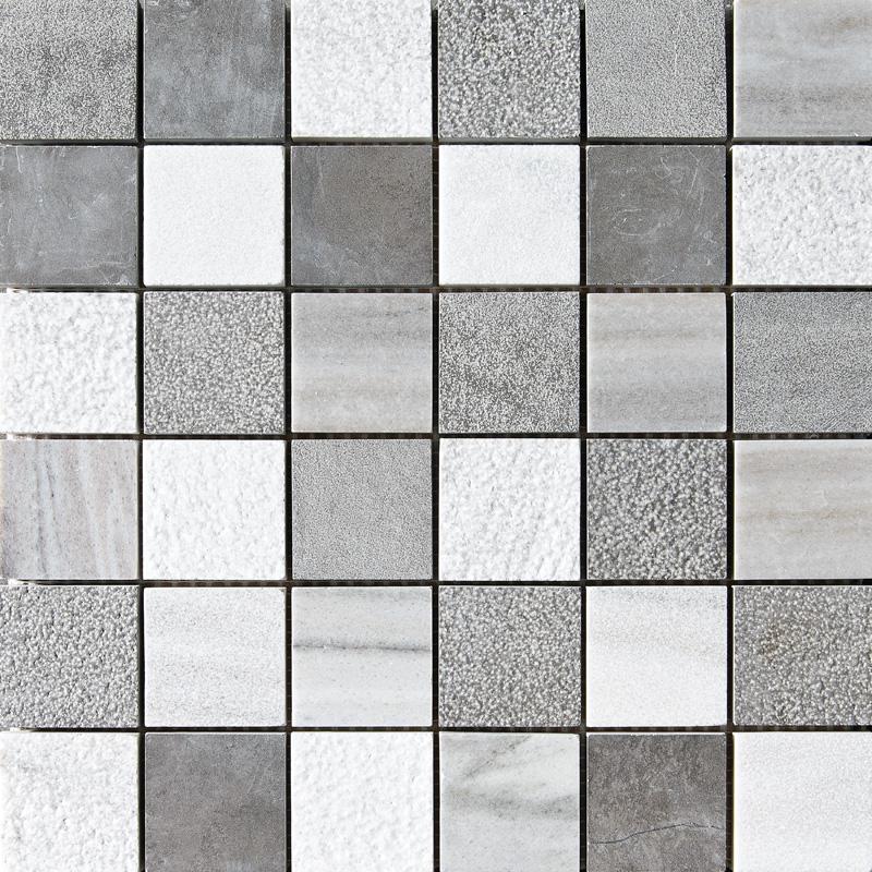 Skyline&bosphorus Textured 2×2 Marble Mosaics 30,5×30,5