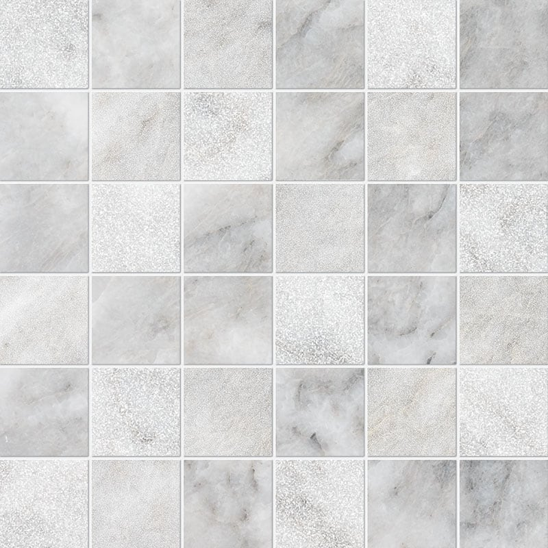 Alloy Honed 30,5x30,5 2x2 Marble Mosaics