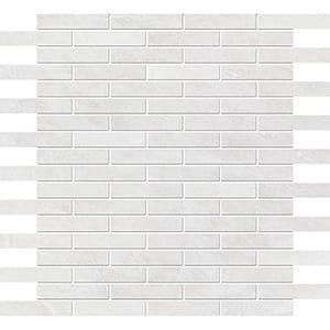 Iceberg Polished 1,5x7,6 Marble Mosaics 30,5x30,5