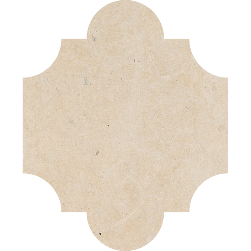 Heartsmere Multi Finish 20x24,5 San Felipe Marble Waterjet Decos