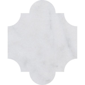 Avalon Polished San Felipe Marble Waterjet Decos 20x24,77