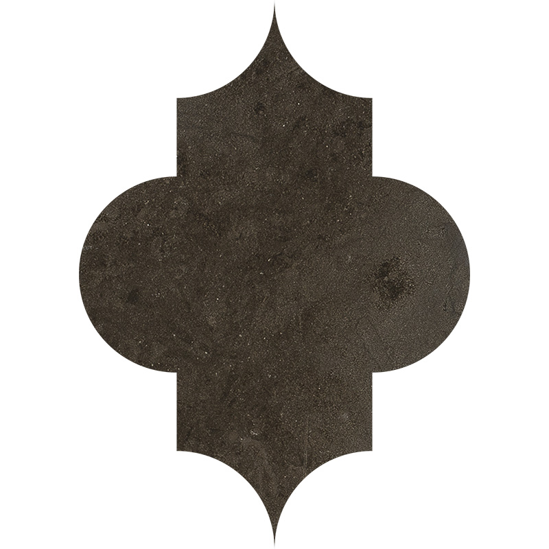 Bosphorus Honed 20x27,94 Arabesque Limestone Waterjet Decos
