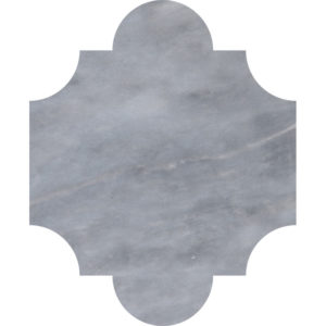 Allure Light Polished San Felipe Marble Waterjet Decos 20x24,77