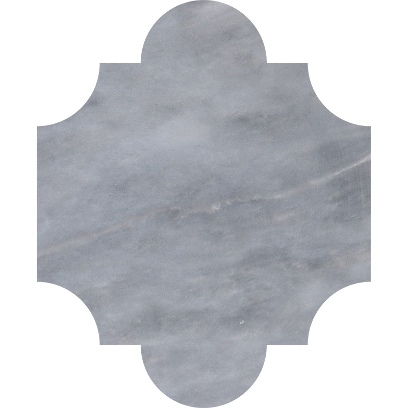 Allure Light Polished 20x24,77 San Felipe Marble Waterjet Decos