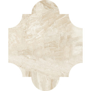 Diana Royal Honed San Felipe Marble Waterjet Decos 20x24,77