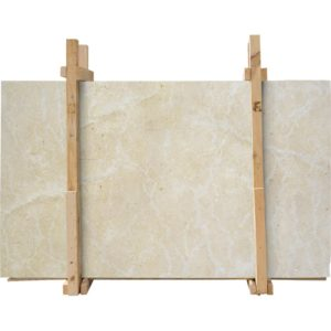 Seashell Honed Limestone Slab Custom