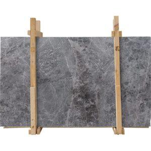Baltic Gray Polished Marble Slab Custom