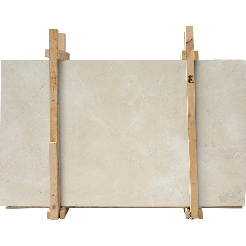 Desert Cream Light Honed Marble Slab 2 Cm, 3 Cm