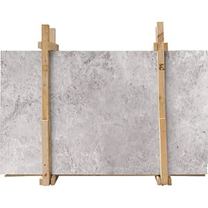 New Tundra Gray Honed Marble Slab 2 Cm, 3 Cm