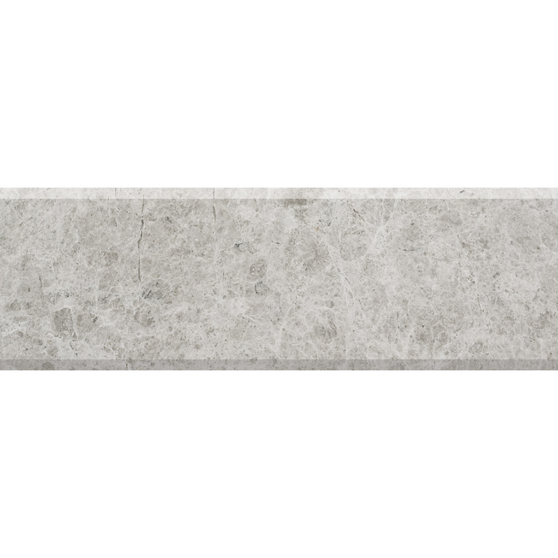 Silver Shadow Polished 10x91,4 Threshold Marble Thresholds