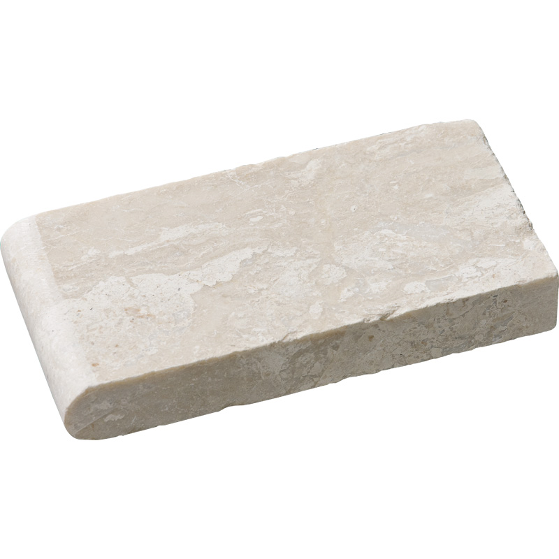 Diana Royal Tumbled Pool Coping Marble Pool Copings 10x20