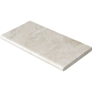 Diana Royal Tumbled Pool Coping Marble Pool Copings 30,5x61