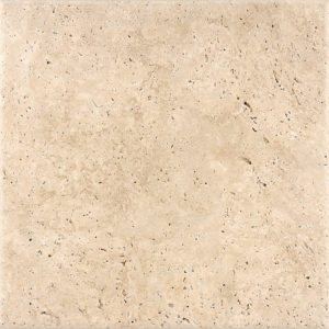Ivory Antiqued Travertine Tiles 30,5x30,5