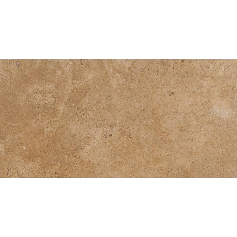 Walnut Dark Honed&filled Travertine Tiles 30,5×61