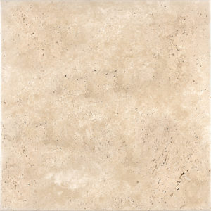 Ivory Antiqued Travertine Tiles 45,7x45,7
