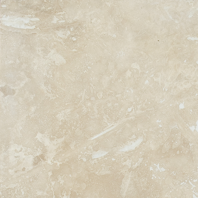 Ivory Light Std Honed&filled Travertine Tiles 45,7x45,7