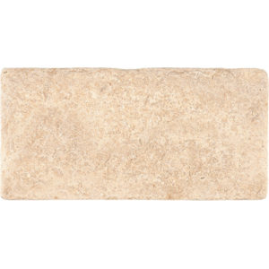 Seashell Tumbled Limestone Tiles 7,6x15,2