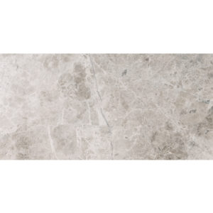 Silver Shadow Honed Marble Tiles 30,5x61