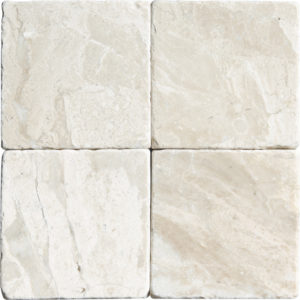 Diana Royal Tumbled Marble Tiles 10x10