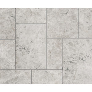 Silver Shadow Antiqued Marble Patterns Grand Villa Pattern