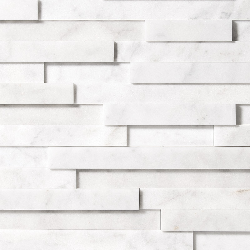 Glacier Honed Marble Wall Decos Elevations Pattern Tureks