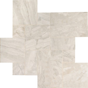 Diana Royal Pave Antico Marble Patterns Versailles Pattern