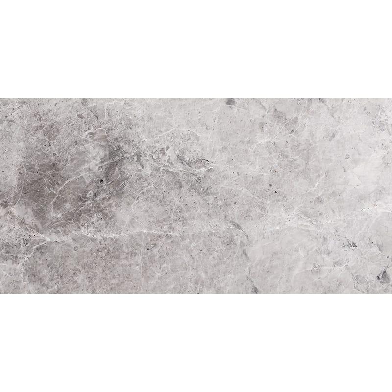 New Tundra Gray Honed Marble Tiles 30,5×61