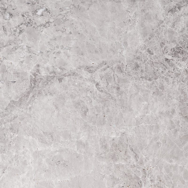 New Tundra Gray Polished Marble Tiles 45,7×45,7