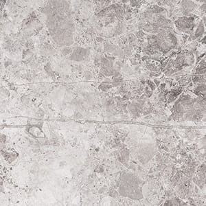 New Tundra Gray Honed Marble Tiles 45,7x45,7