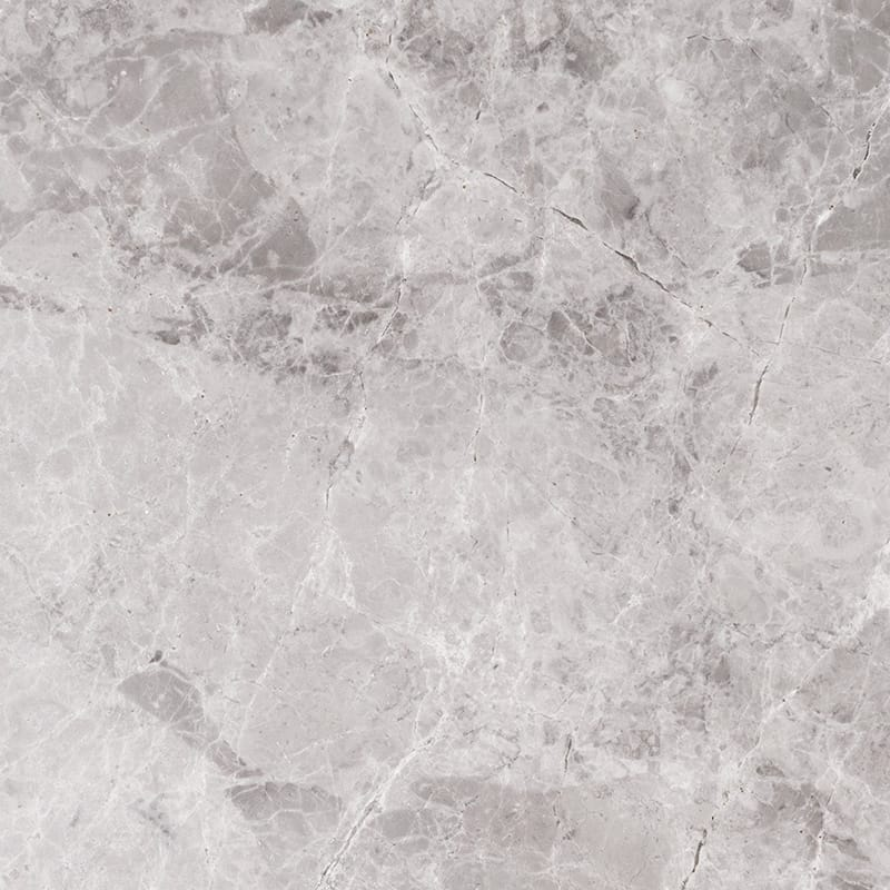 New Tundra Gray Polished Marble Tiles 30,5×30,5