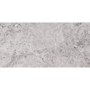 New Tundra Gray Honed Marble Tiles 7x14